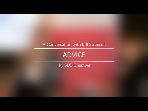 Insight Studio Conversation with Bill Swanson: Advice