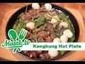 Kangkung Hot Plate Feat Kimora
