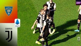 STREAMING - Lecce vs Juventus 9° Giornata Serie A