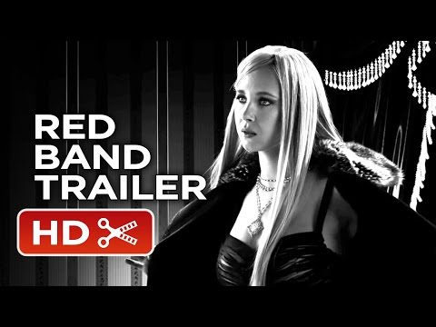Sin City: A Dame To Kill For ComicCon Red Band  2014  Juno Temple Action Thriller HD