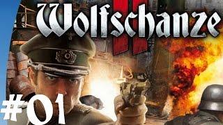 [FR] Wolfschanze II : Let