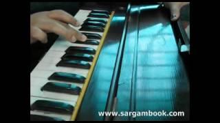 Alankar 10 (Indian Classical Music) Lesson No. 10 ~ Sargam Book