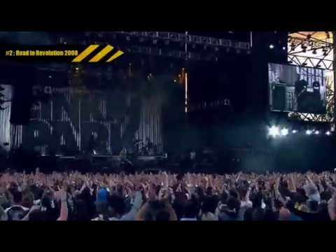 Top 5 Linkin Park Show Openings