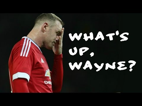 SONG: What's Up, Wayne Rooney?