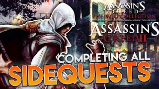 assassin s creed the ezio collection ac2   completing all sidequests race beat up courier