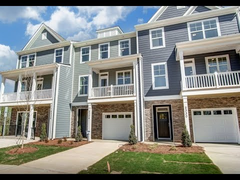 💝💗INSIDE A 3 Level Eastwood Homes Townhouse in Charlotte, NC