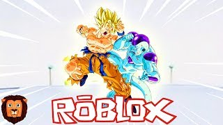 EPIC BATTLE IN THE ROOM OF TIME . . . . . . . . . . . . . . . . . . . . . . ROBLOX DRAGON BALL Z FINAL STAND IN ROBLOX LEON PICARON
