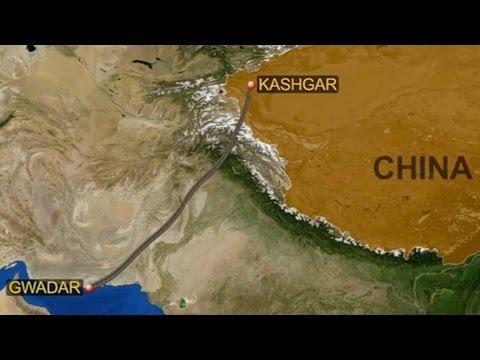 Bird's-eye view of China-Pakistan Economic Corridor