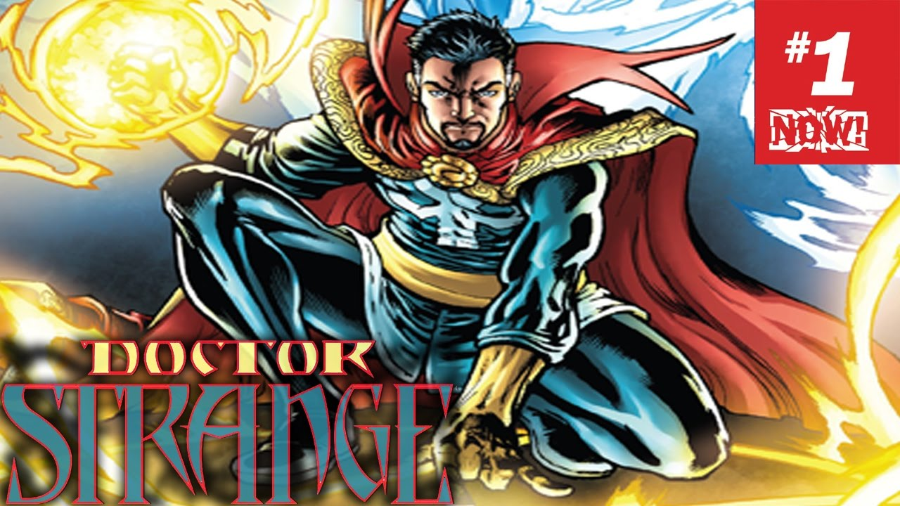 dr strange how to read