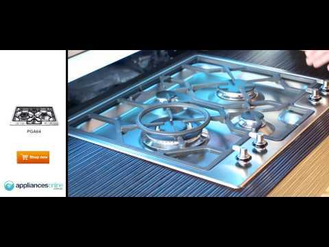Expert reviews the PGA64 gas cooktop from SMEG - Appliances Online