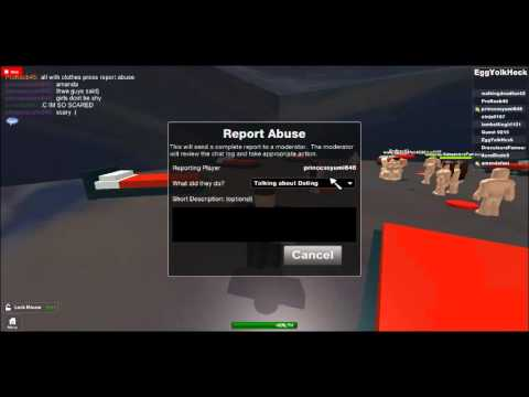 Roblox online dating places