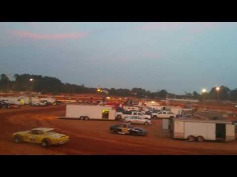 Seca Create Sportsman Heat 7/23/16 Cherokee Speedway