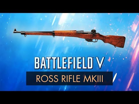 ROSS RIFLE MKIII REVIEW (Battlefield 5 Gameplay) ~ Stats + Tips ~ Battlefield V Weapon Guide (BF5)