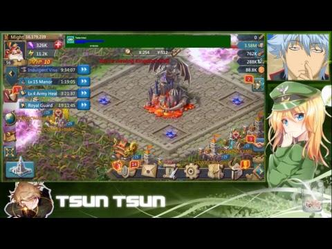 Tsun Tsun Lords Mobile Login Error 15 Stream ㅂ و