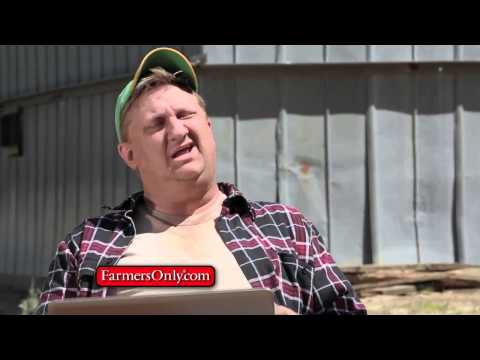 youtube farmers dating commercial