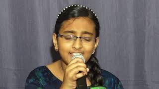 Cover by ANJANA J.B Netru illatha matram