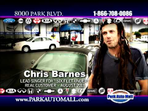 Park Auto Mall Commercial with Chris Barnes Lead Singer Of Six Feet Under