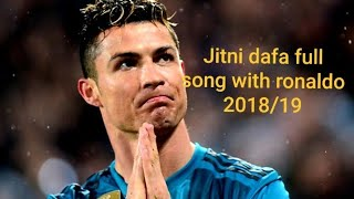 Jitni dafa full song/ft by Cristiano Ronaldo