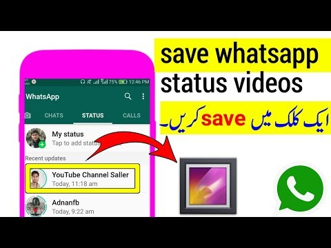 Status Saver Apk | easily save or share the status of ur