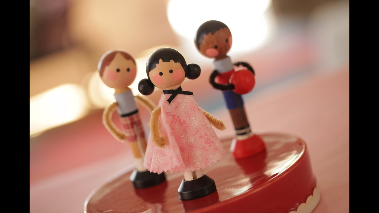 How To Make Clothespin Dolls By Robert Kin Community
