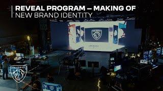 NEW BRAND IDENTITY | MAKING OF