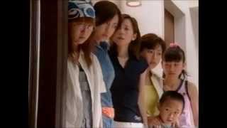 ドラマ「東京庭付き一戸建て」に当時13歳の大島優子が出演していました...