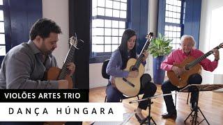 Violões Artes Trio - Dança Húngara n°5 | Johannes Brahms