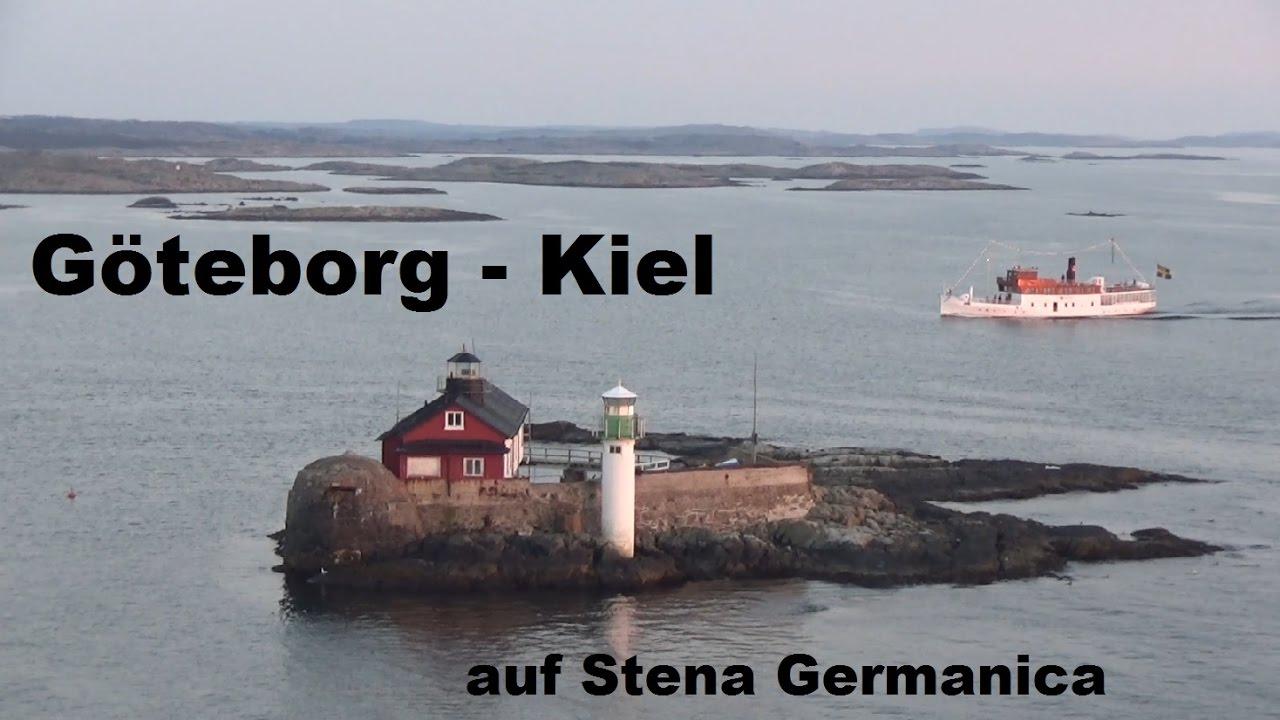 g teborg kiel mit stena germanica youtube. Black Bedroom Furniture Sets. Home Design Ideas