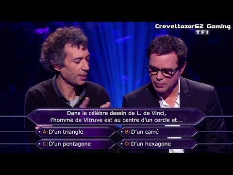 Qui Veut Gagner Des Millions QVGDM  09012015  Guillaume De Tonquédec et Éric Elmosnino