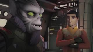 Звёздные войны Повстанцы 3 сезон | Star Wars Rebels Season Three Trailer Official