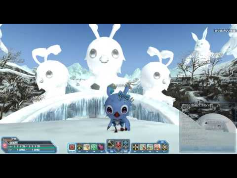 N2940 Gaming Test with PSO2 #4  (13 Dec 2016 Part-1)
