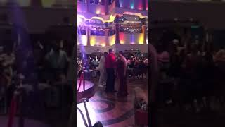 Our engagement on our family cruise to the Bahamas Carnival Liberty 10/30/2017