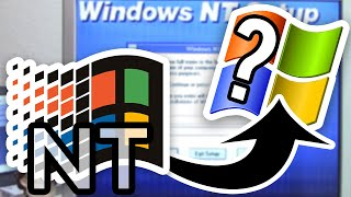 Upgrading Through Every Version of Windows NT (Almost) on the $5 Windows 98 PC!