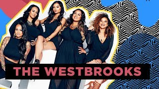 The Westbrooks Sisters All on one Sturdy Couch | The Zoo