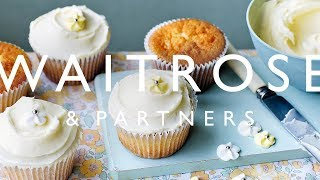 Elderflower Cupcakes | Waitrose