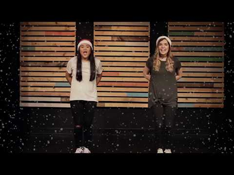 It's Christmas Time Dance Video w/ Snow