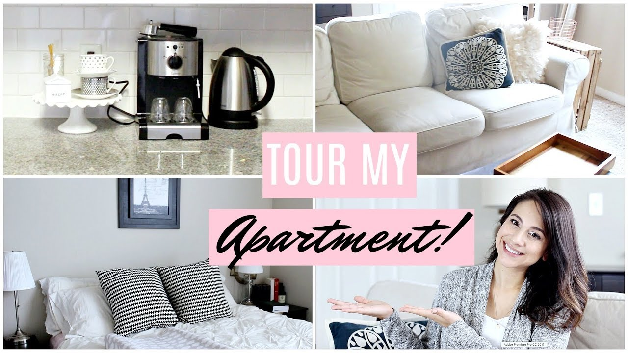 My Apartment Tour Tips For Living In 1 Bedroom W A Baby