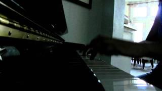 New Super Mario Bros. Wii Intro - Piano