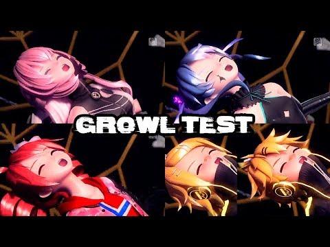 GROWL TEST (Ghost Rule)