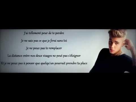 Justin Bieber - Crazy Over You (Traduction FR)