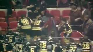 Top NHL Fan vs Player Moments