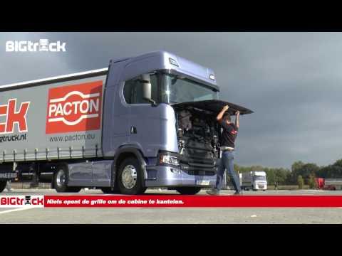Scania S730 Highline RoadTest