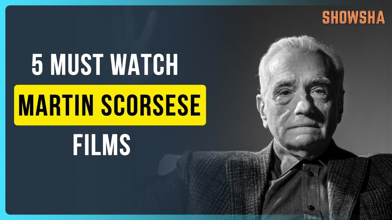 Download 5 Martin Scorsese Pictures Every Film Buff Must Watch