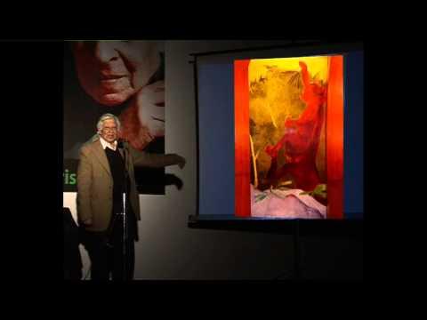 Krishen Khanna - Slide Lecture- Making of a Mural- Chandigarh Lalit Kala Akademi