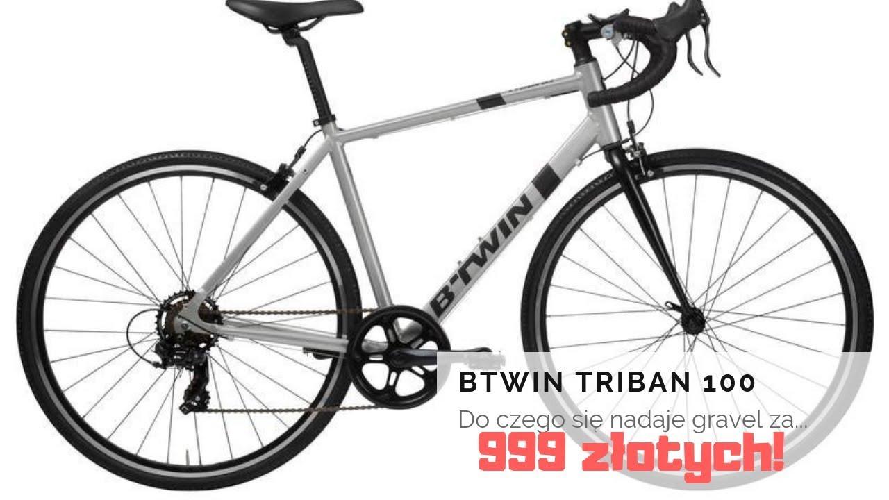 8b5083a304548 B'Twin Triban 100, czyli do czego nadaje się...gravel za 1000 zł - Testy,  recenzje, odkrycia. - DobreRowery.pl