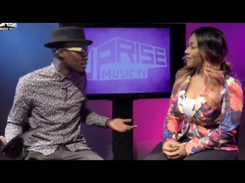 London Media Tour: Interview with Uprise TV, hosted by Faithchild