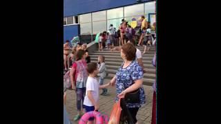 Из аквапарка в Екатеринбурге эвакуировали людей