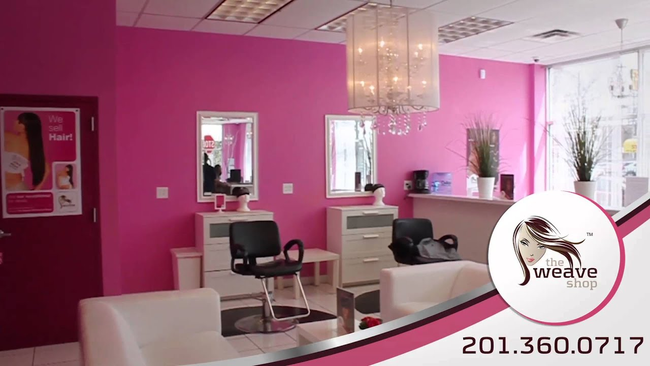The Weave Shop Jersey City Commercial - YouTube
