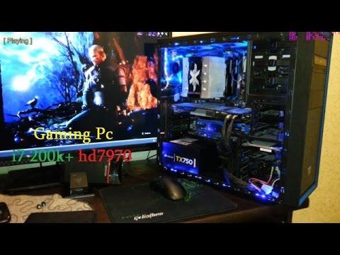 Gaming PC Core i7 2600k+ AMD hd7970