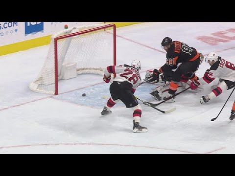 Voracek pots GWG on odd-man rush